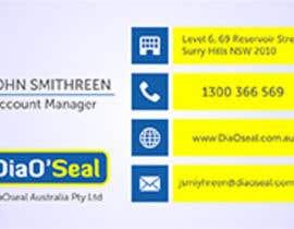 #32 untuk Design Business Card oleh mariogbarros