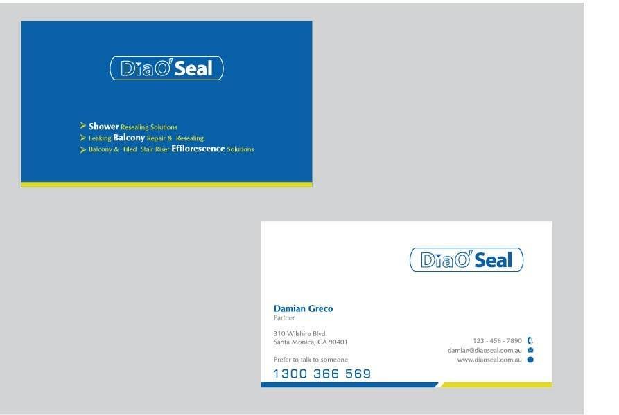 Penyertaan Peraduan #                                        16                                      untuk                                         Design Business Card