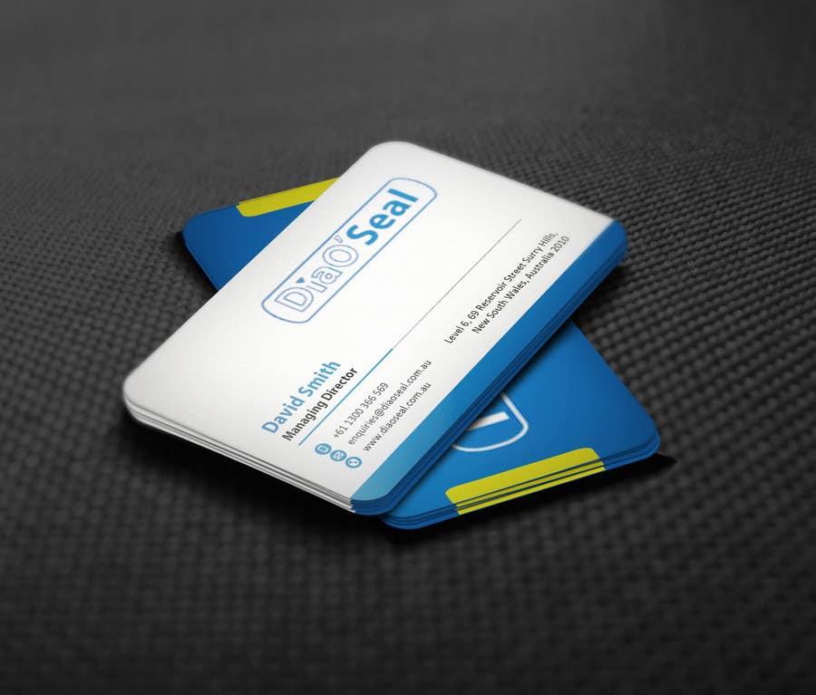 Penyertaan Peraduan #                                        14                                      untuk                                         Design Business Card