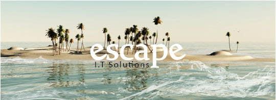 Конкурсная заявка №41 для Graphic Design for Escape I.T Solutions