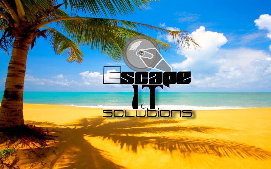 Конкурсная заявка №67 для Graphic Design for Escape I.T Solutions
