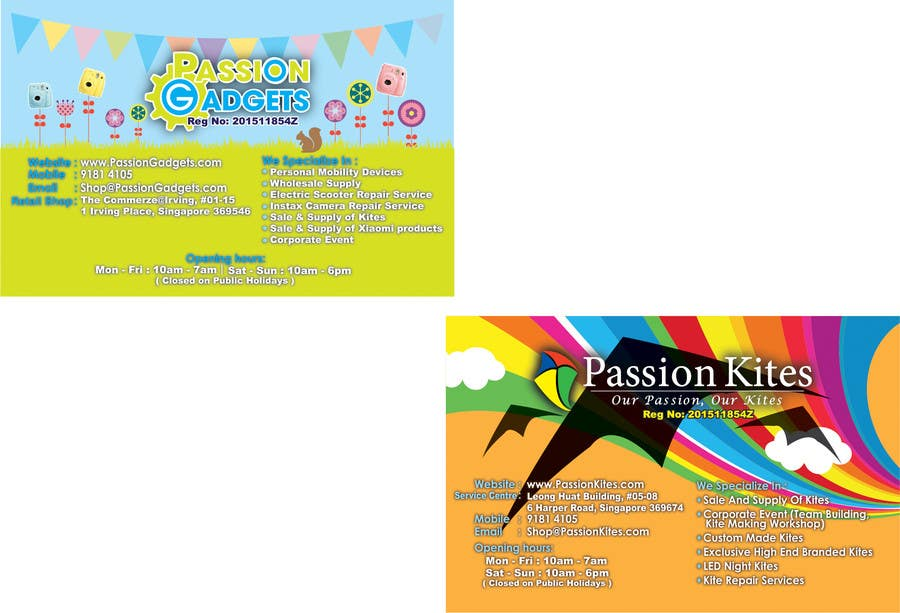 Entry 6 by nguyenquochuy111 for re design a business cards name contest entry 6 for re design a business cards name card reheart Gallery