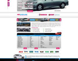 nº 44 pour Website Design for Avid Car Hire par ANALYSTEYE