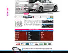 #35 para Website Design for Avid Car Hire por ANALYSTEYE