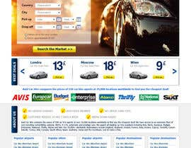 nº 39 pour Website Design for Avid Car Hire par xcaped