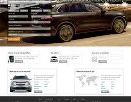 #61 para Website Design for Avid Car Hire por hibernicus
