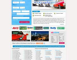 #80 para Website Design for Avid Car Hire por rajibdesigner900