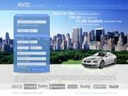 Graphic Design Inscrição do Concurso Nº17 para Website Design for Avid Car Hire