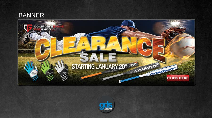 #27 para Clearance Sale Graphic Design de gonzalaswong