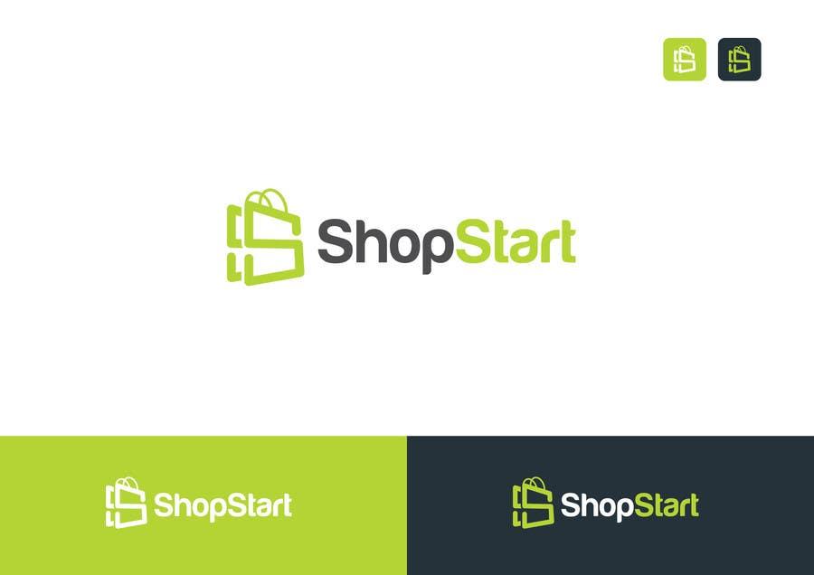 #239 para Logo for webshop hosting por mariadesign78