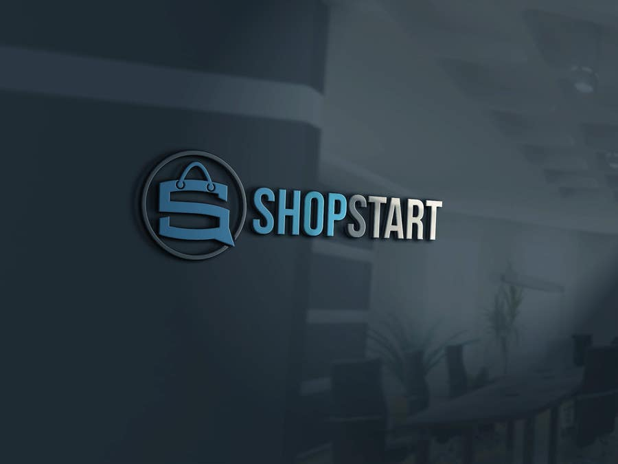 #599 para Logo for webshop hosting por captjake