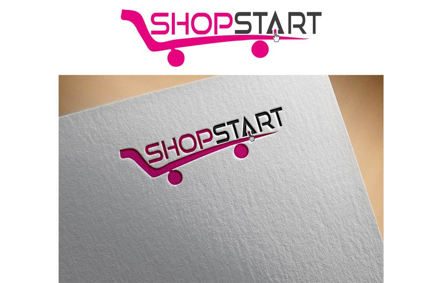 #371 für Logo for webshop hosting von TheMen46