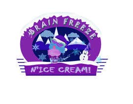 #46 for Develop a Sign for Brain Freeze NiceCream by Saya1eeSawant