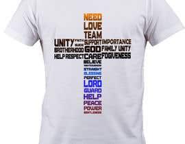 #16 for Design a T-Shirt for Christian T-shirt company af caspercham