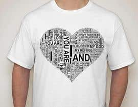 #23 for Design a T-Shirt for Christian T-shirt company af joytabas