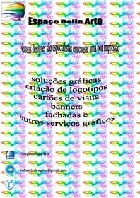 #4 para Fazer o Design de Artigos de Papelaria (flyer) por fatimamonteiro