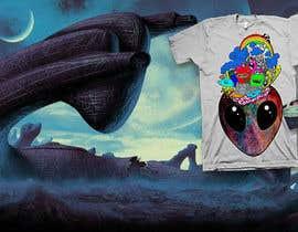 Nro 57 kilpailuun Ayylien Shirt Design käyttäjältä Nerographicdesig