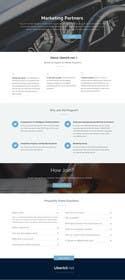 #3 para Design a One Page Website Mockup for an Affiliate Program por Mohit127