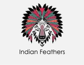 #27 para Indian Feathers te invita a crearles el mejor logotipo del mundo de hermesbri121091