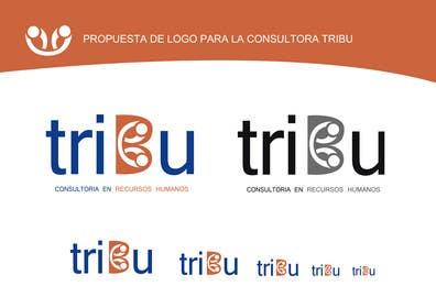 #28 para Design a Logo for TRIBU de danigabutti