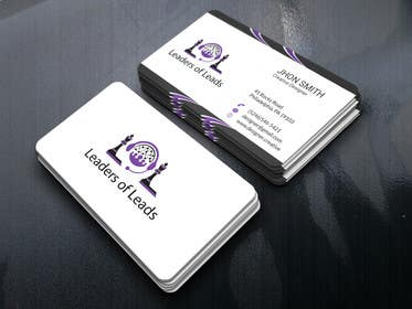 Image of                             Design some Business Cards For B...
