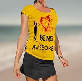 #19 for Design a T-Shirt by MDARIFEN