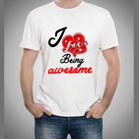 #12 for Design a T-Shirt by riyad333
