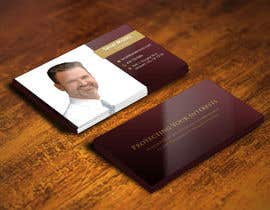 #34 cho Design Business Cards for a Law Office bởi loupesko
