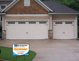 #50 for Graphic Design for Reliable Garage Door by dirav