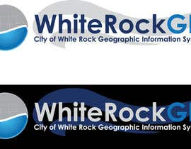 #129 pentru Logo Design for City of White Rock Internal GIS website de către AlexandraEdits