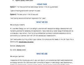Nro 7 kilpailuun rewrite my website käyttäjältä abrao1