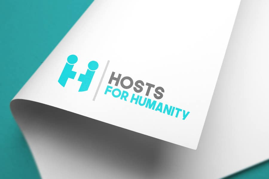 entry 66 by josiasdlr for hosts for humanity logo freelancer