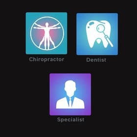 #3 para Design Icons- I need 4 @ $10 each por porpoint99