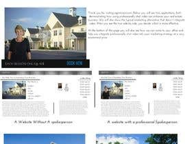 #30 for Design a Website Home Page Mockup for Agent Roost by imhdworker