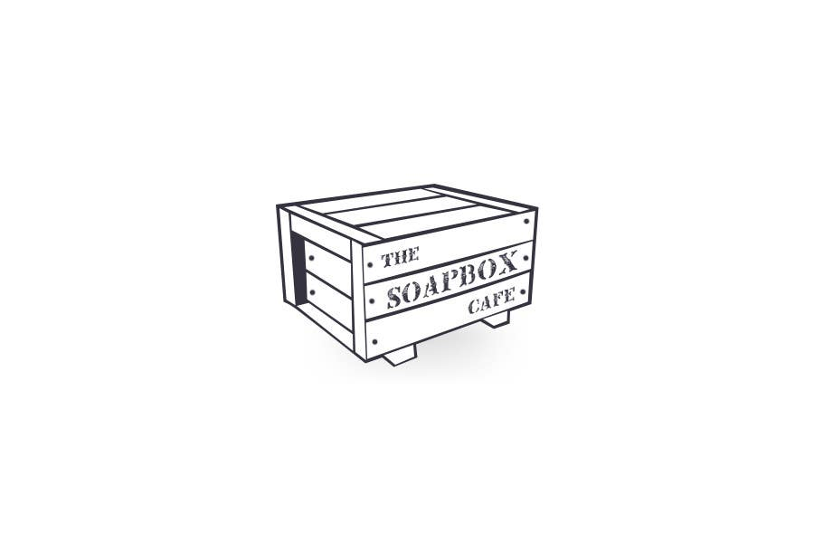 Kilpailutyö #34 kilpailussa Logo Design for The Sopa Box Cafe