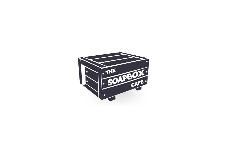 Kilpailutyö #30 kilpailussa Logo Design for The Sopa Box Cafe