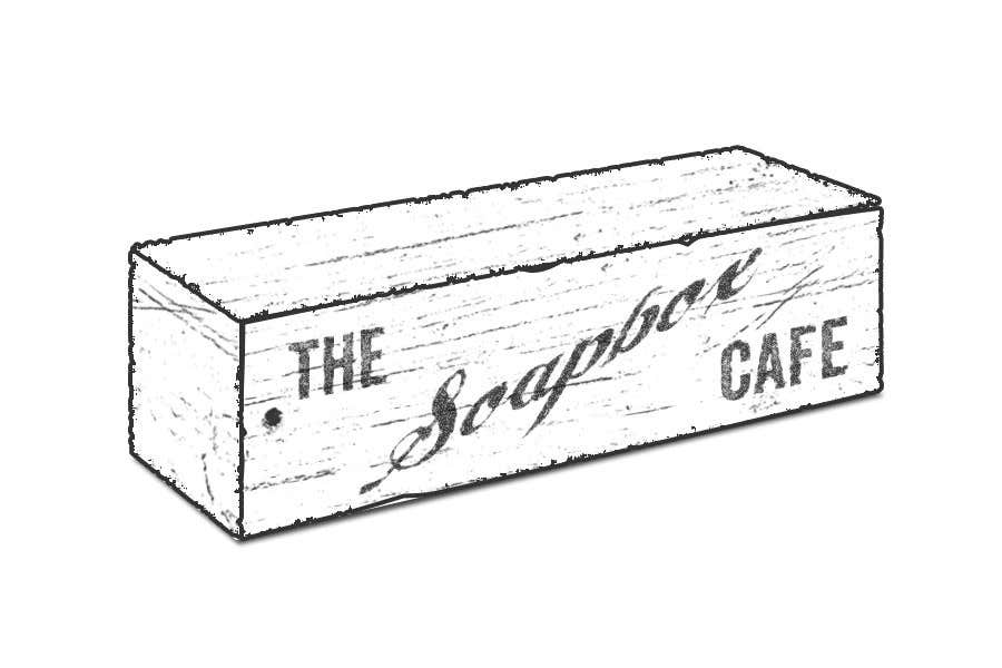 Kilpailutyö #82 kilpailussa Logo Design for The Sopa Box Cafe