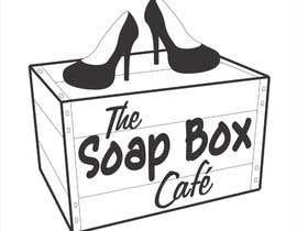 #7 para Logo Design for The Sopa Box Cafe por noodlegrafix
