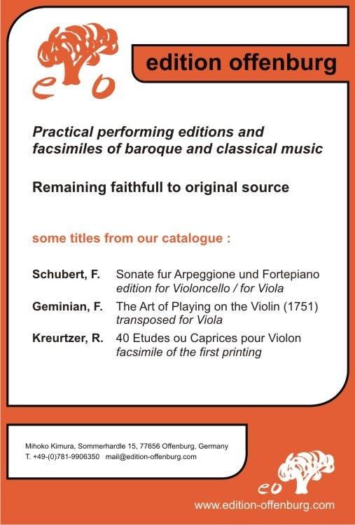 Bài tham dự cuộc thi #                                        50                                      cho                                         Graphic Design for edition offenburg