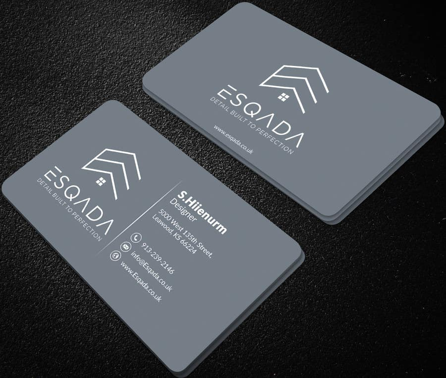 Entry 19 by mehfuz780 for design a business card for a multi business card reheart Image collections