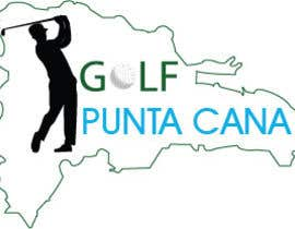 nº 84 pour Logo Design for Golf Punta Cana par crystal01213