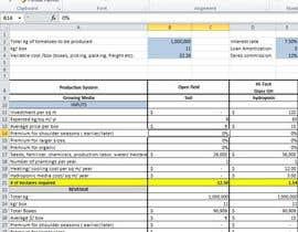 #4 untuk Grower Comparison Excel VB Macros contest oleh suman0586