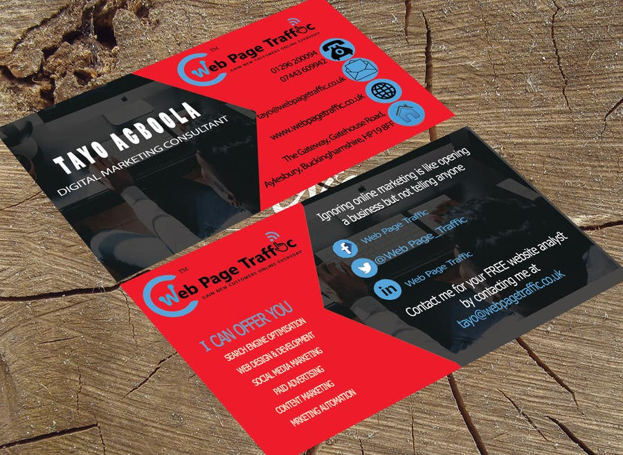 Entry 64 by asadkazirhat for design a two business card freelancer contest entry 64 for design a two business card reheart Image collections