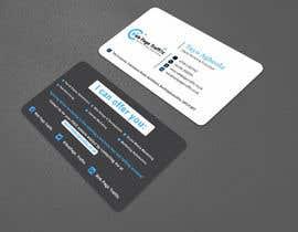 #54 para Design a two Business Card por juwel786