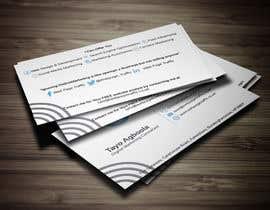 #48 para Design a two Business Card por monir7554