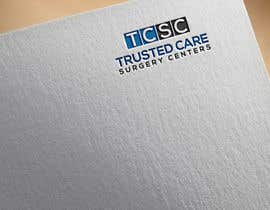 #124 untuk Design a Logo for: Trusted Care Surgery Centers oleh MHStudio029