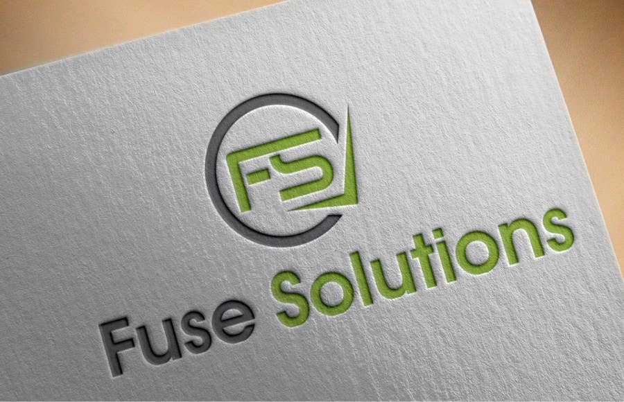 Bài tham dự cuộc thi #                                        257                                      cho                                         ***Design a Logo for Fuse Solutions (a staffing and consulting firm)