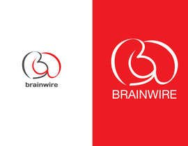 #459 for Logo Design for brainwire af Khimraj
