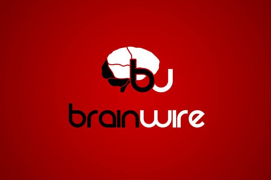 Penyertaan Peraduan #382 untuk Logo Design for brainwire
