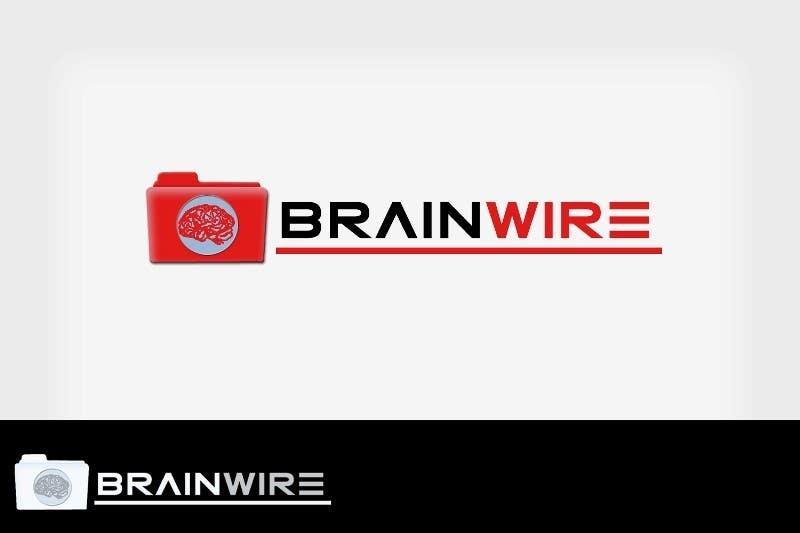 Penyertaan Peraduan #207 untuk Logo Design for brainwire